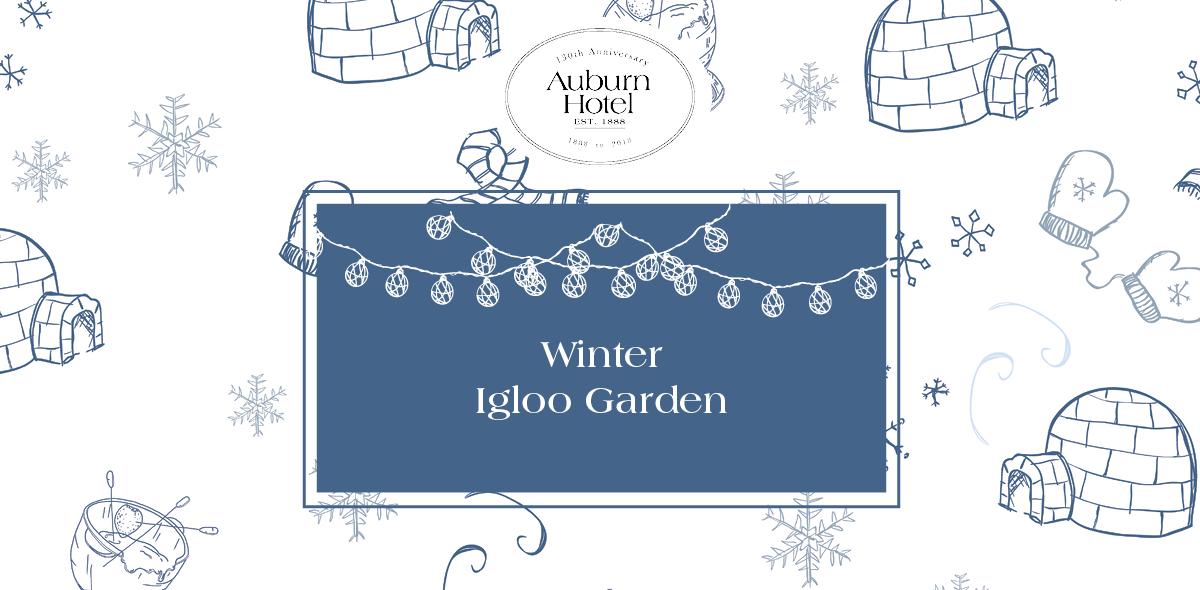 Winter Igloo Garden At The Auburn Hotel Hawthorn